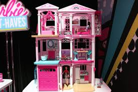 Barbie 3 set doll house